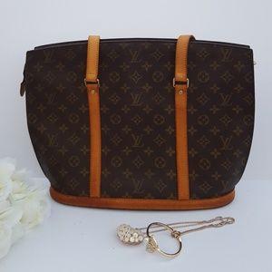Authentic Louis Vuitton Babylone Bag
